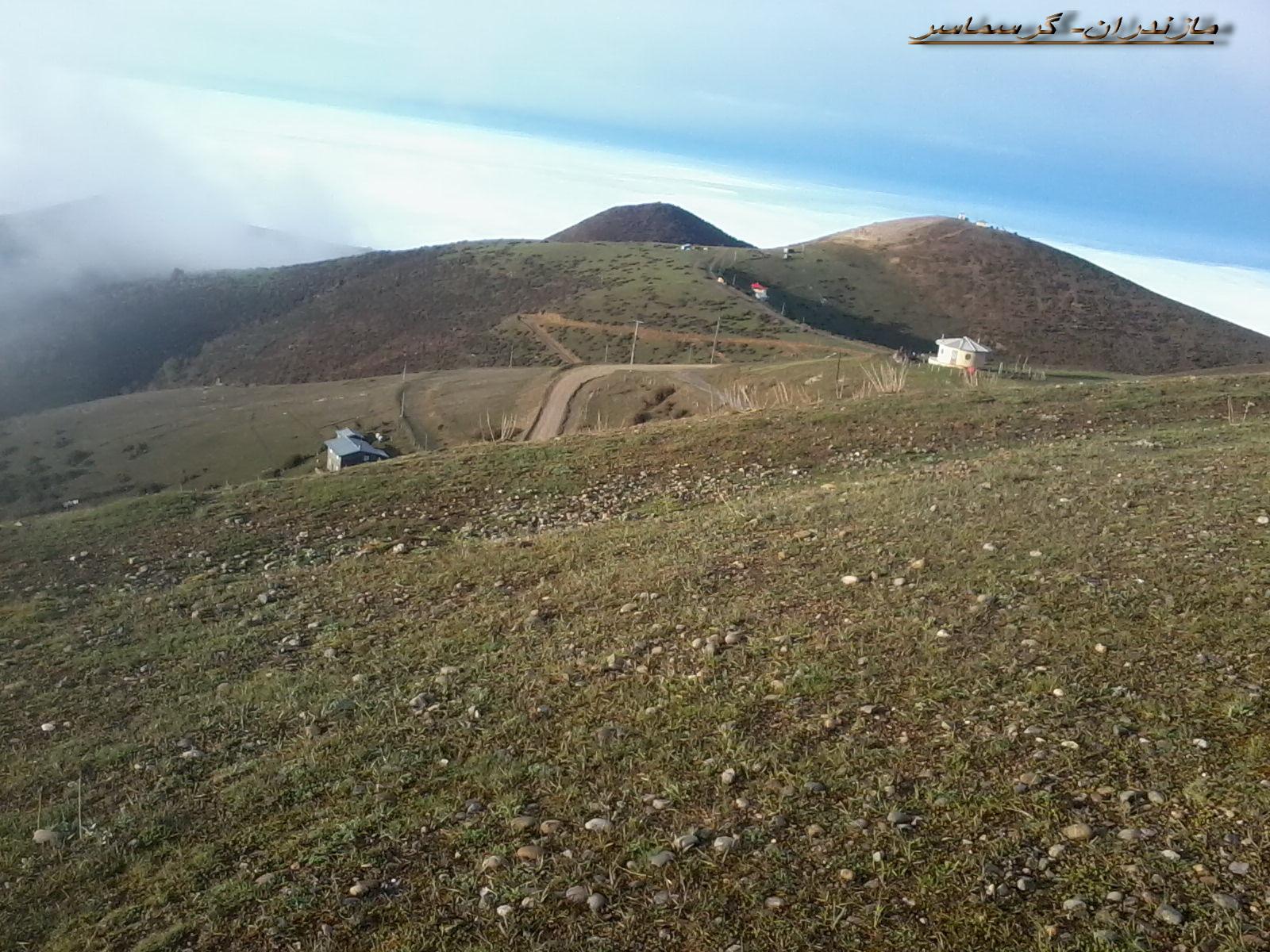 روستای گرسماسر از توابع رامسر